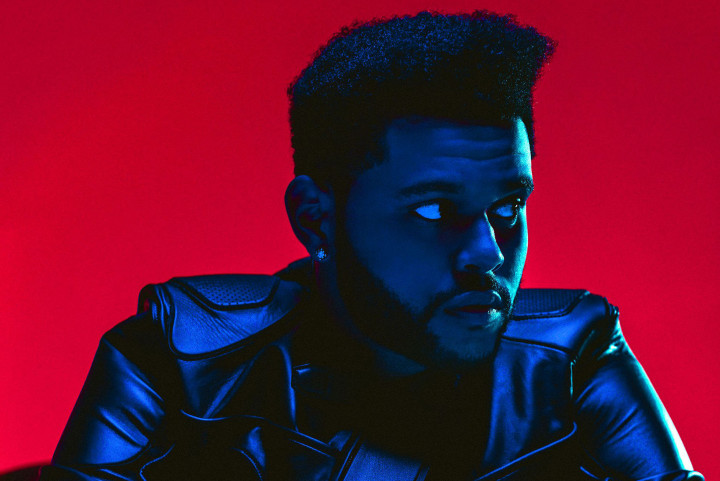 The Weeknd 2017 Starboy