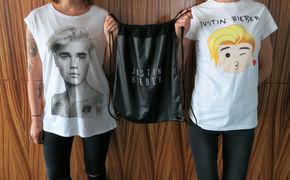 Justin Bieber, Großes Justin-Bieber-Gewinnspiel: Macht mit und ergattert tolle Merch-Pakete