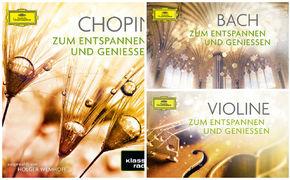 Musik zum Entspannen und Genießen, Lieblingsstücke: In der Reihe Musik zum Entspannen und Genießen ...
