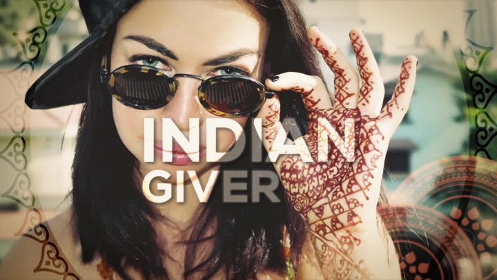 Indian Giver (Lyric Video)