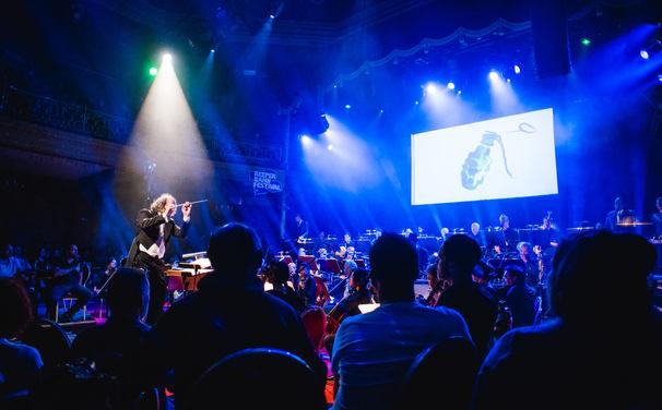 Matthias Arfmann, Matthias Arfmann presents Ballet Jeunesse live mit den Hamburger Symphonikern beim Reeperbahn Festival 2016