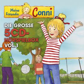 Conni, Die große 5-CD Hörspielbox Vol. 1, 00602557070989