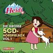 Heidi, Die große 5-CD Hörspielbox Vol. 1, 00602557070927