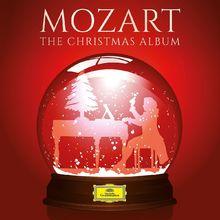 Wolfgang Amadeus Mozart, Mozart - The Christmas Album, 00028947965459