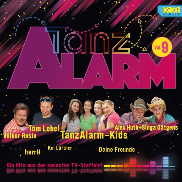 KiKA Tanzalarm  9
