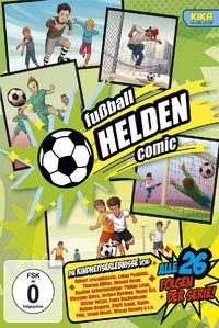 KiKA, fußball HELDEN Comic - die komplette KiKA-Serie, 00602557167993
