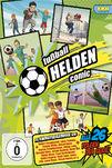 KiKA, fußball HELDEN Comic - die komplette KiKA-Serie