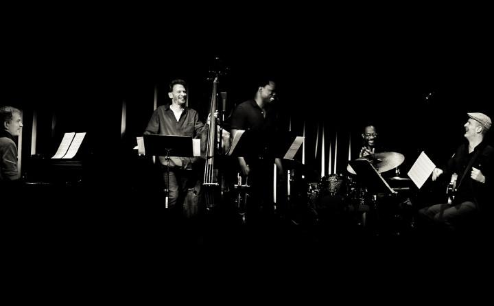 Wolfgang Muthspiel, Ambrose Akinmusire, Brad Mehldau, Larry Grenadier, Brian Blade