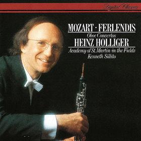 Heinz Holliger, Mozart & Ferlendis: Oboe Concertos, 00028948312450