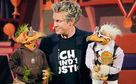 Sascha Grammel, Freitag, 18. November 2016: Sascha Grammel mit Ich find's lustig bei RTL