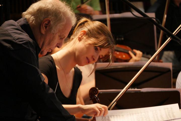 Daniel Barenboim, Lisa Batiashvili