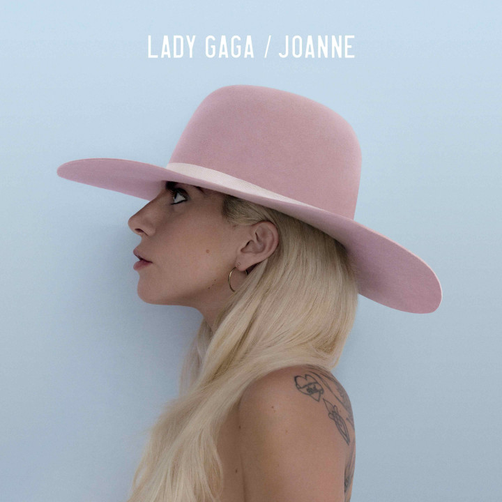 Lady Gaga Joanne Cover 300916