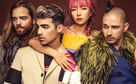 DNCE, Body Moves: DNCE holen sich für ihre neue Single Unterstützung von Victoria's Secret-Models