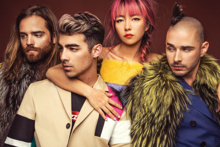DNCE 2016 by Steven Taylor