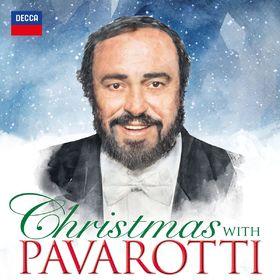 Luciano Pavarotti, Christmas With Pavarotti, 00028948309726
