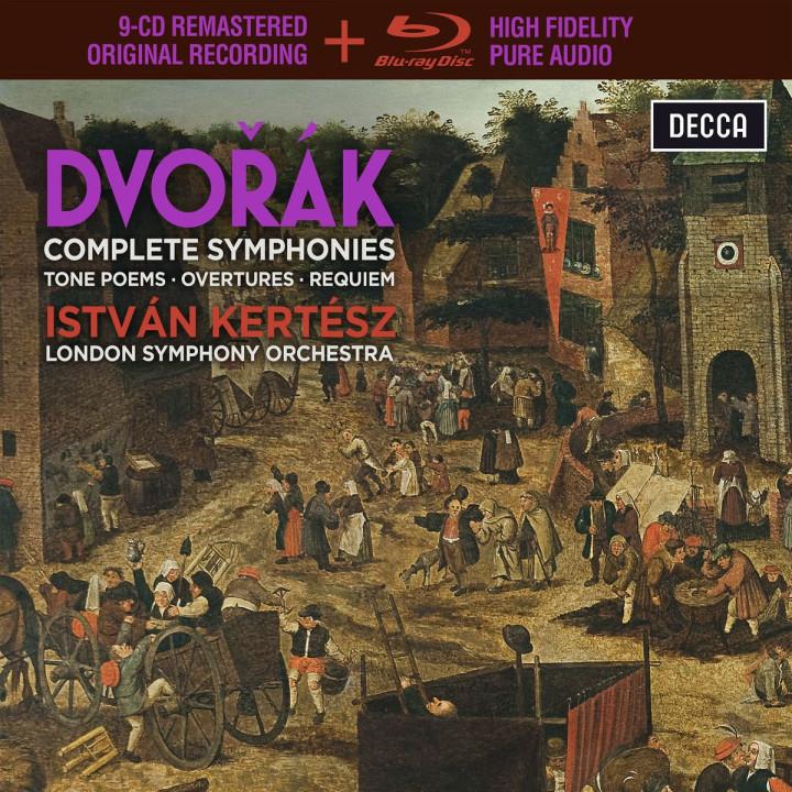 Dvorák: Complete Symphonies,Tone Poems, Overtures & Requiem