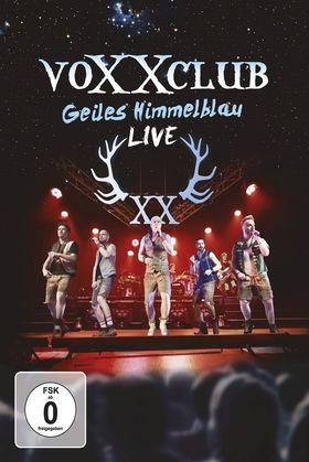 voXXclub, Geiles Himmelblau - Live, 00602557097221