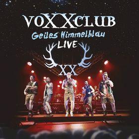 voXXclub, Geiles Himmelblau - Live, 00602557097184