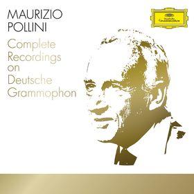 Maurizio Pollini, Maurizio Pollini - Complete Recordings on Deutsche Grammophon, 00028947963158