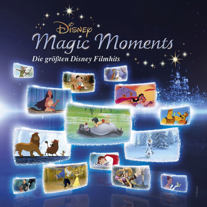 Disney Magic Moments: Die größten Disney Filmhits