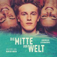 Various Artists, Andreas Steinhöfel: Die Mitte der Welt (Filmhörbuch), 09783867425612