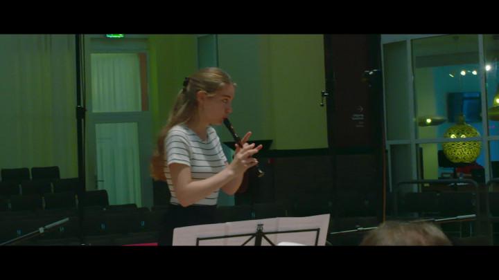 Vivaldi - Flautino Concerto in C-Dur, RV 443, arr. in G-Dur - 3. Allegro molto