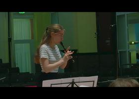 Lucie Horsch, Vivaldi - Flautino Concerto in C-Dur, RV 443, arr. in G-Dur - 3. Allegro molto