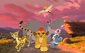 Disney, Der Soundtrack zu Die Garde der Löwen bringt die Musik der Savanne nach Hause