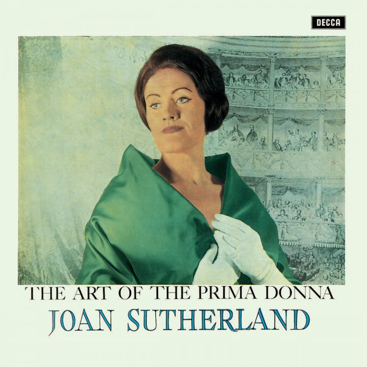 Joan Sutherland: The Art of the Prima Donna (2LP)