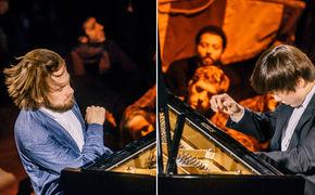 Yellow Lounge, Pianistisches Gipfeltreffen – Daniil Trifonov und Seong-Jin ...