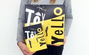 Yello, Wir verlosen das neue Yello Album Toy als Vinyl und Limited Deluxe Edition