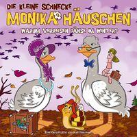 Die kleine Schnecke Monika Häuschen, 46: Warum verreisen Gänse im Winter?, 00602547909121