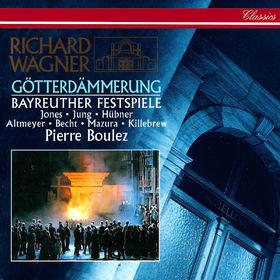Pierre Boulez, Wagner: Götterdämmerung, 00028948311293