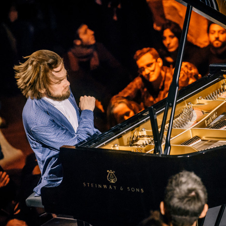 Daniil Trifonov, Yellow Lounge