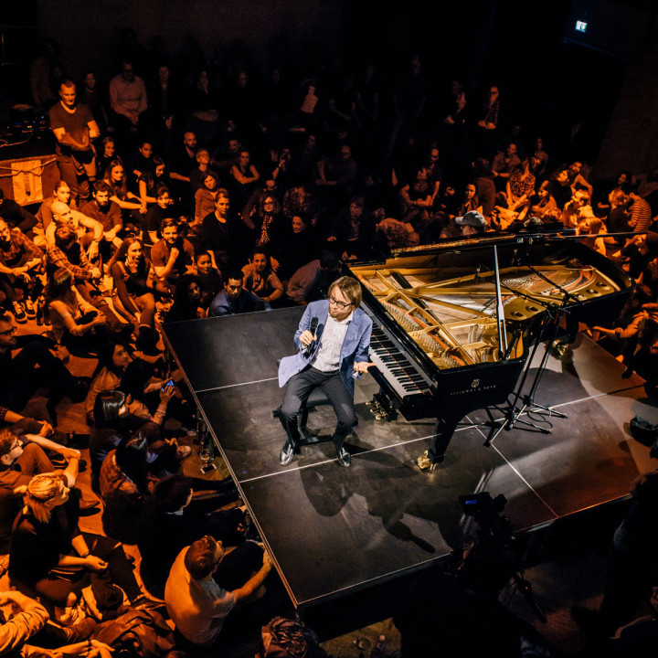 Daniel Trifonov, Yellow Lounge