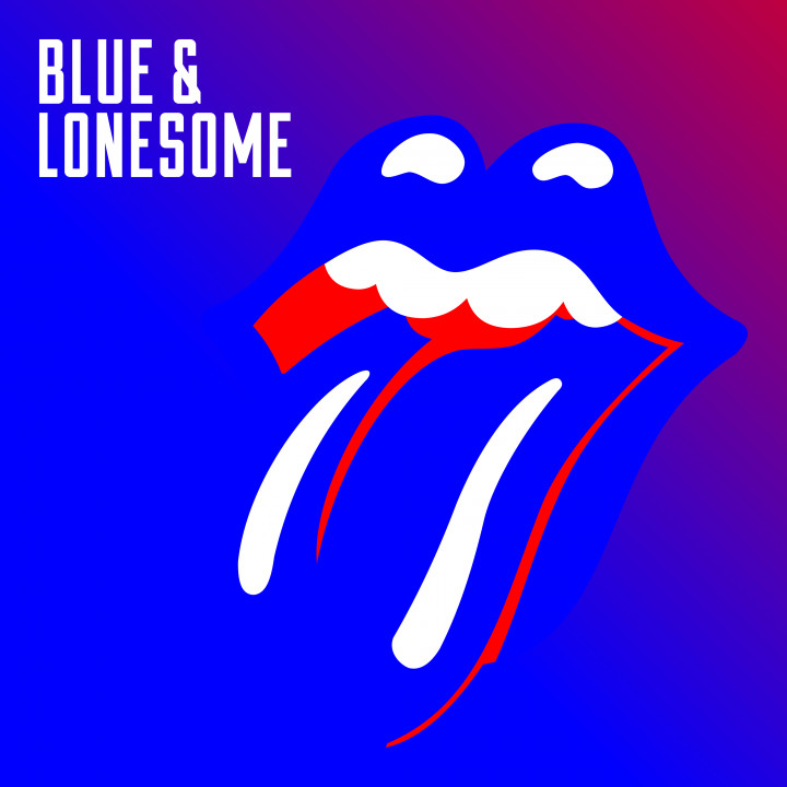 Blue & Lonesome The Rolling Stones Cover
