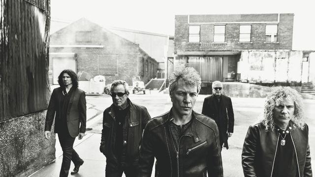Bon Jovi, Spannung pur: Bon Jovi zeigen das Video zu Knockout