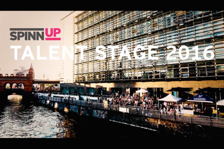 Spinnup Talent Stage 2016