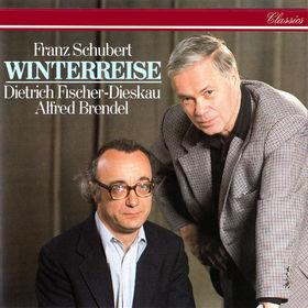 Dietrich Fischer-Dieskau, Schubert: Winterreise, 00028948310746