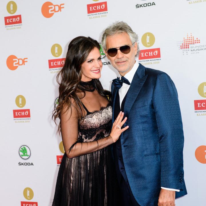 Andrea Bocelli, Veronica Berti—ECHO Klassik 2016