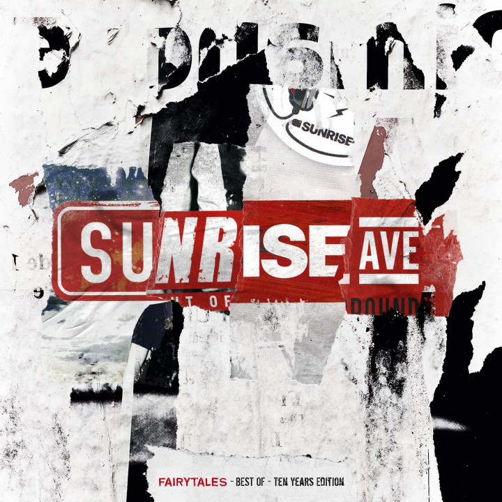 Sunrise Avenue - Best Of - 2016