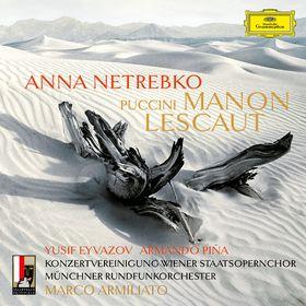 Anna Netrebko, Puccini: Manon Lescaut, 00028947968283
