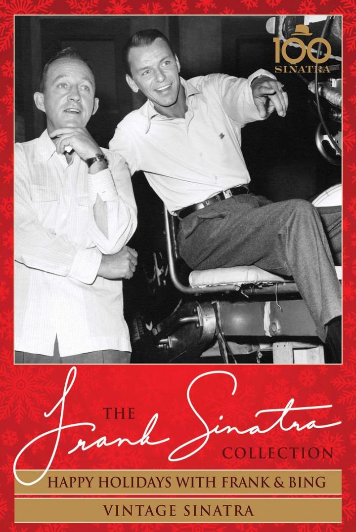 Happy Holidays With Frank & Bing + Vintage Sinatra