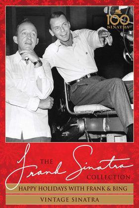 Frank Sinatra, Happy Holidays With Frank & Bing + Vintage Sinatra, 05034504124370