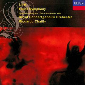 Riccardo Chailly, Liszt: A Faust Symphony, 00028948310609