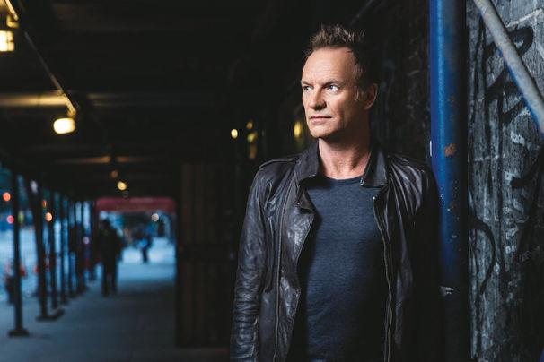 Sting, Auftritt beim Bambi 2016: Sting kommt nach Deutschland