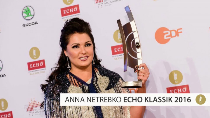 Anna Netrebko - ECHO Klassik 2016 (Teaser)