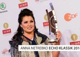ECHO Klassik - Deutscher Musikpreis, Anna Netrebko - ECHO Klassik 2016 (Teaser)