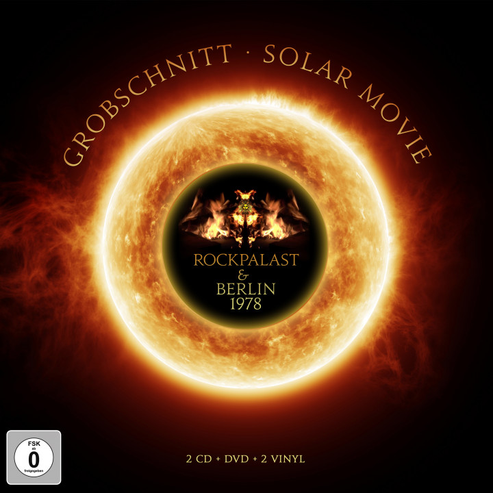 Grobschnitt - Solar Movie