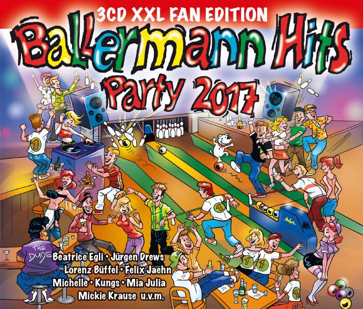 Ballermann Party Hits 2017